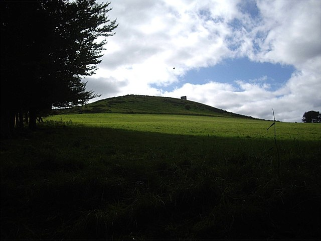 Hill of Dunnideer