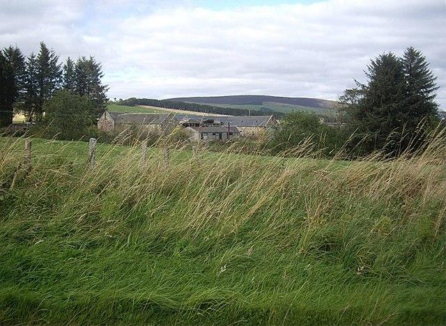 Aulton farmstead