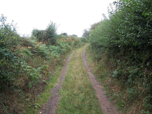 Footpath Near Badger