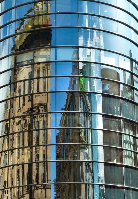 Reflections of Glasgow - 2