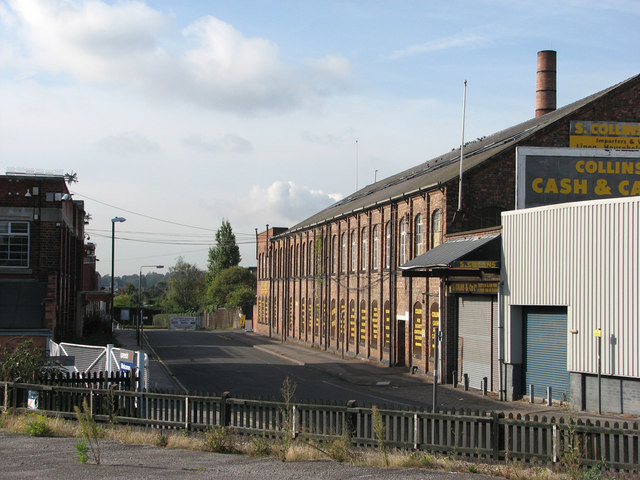 Bobbers Mill: Ascot Road
