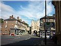 SE5951 : Micklegate Bar from Blossom Street, York by Ian S