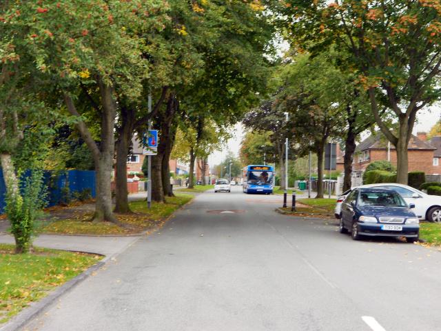 Peel Hall Road