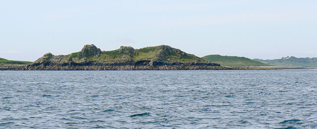 Nornour from the North-east