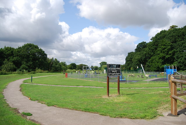 Play area, Hacton Parkway