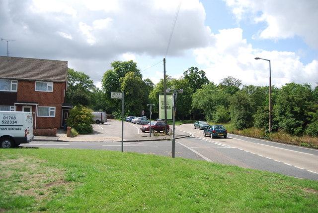 Alder Avenue off Hacton Lane