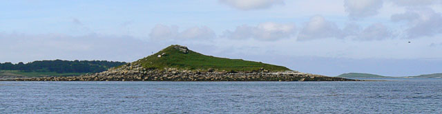 Great Gannick, Scilly, from the North-east