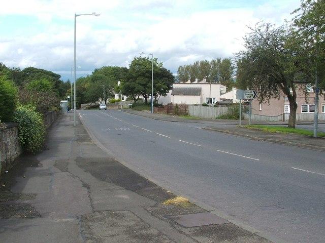 Snab Brae, Castleloan