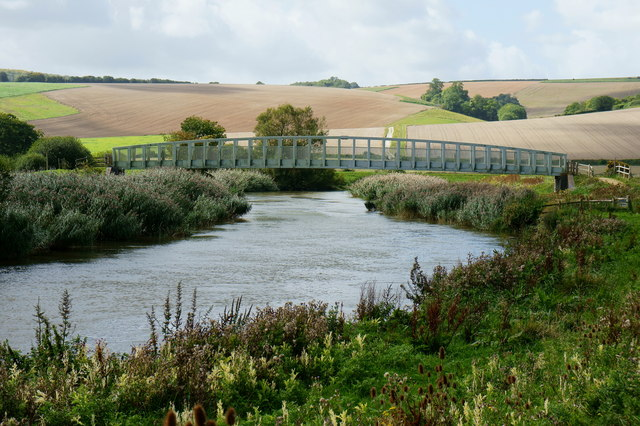Bridge Across the River Arun
