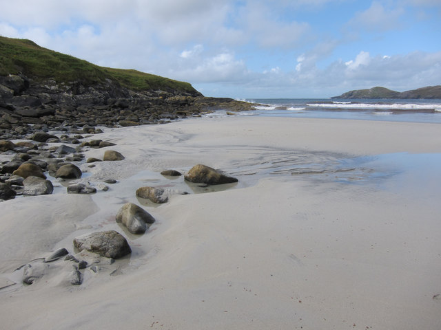 South end of Traigh Siar
