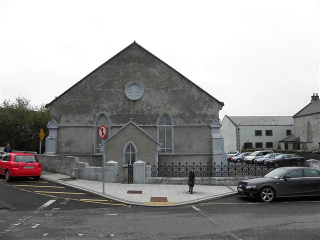 Church of Ireland Hall, Letterkenny