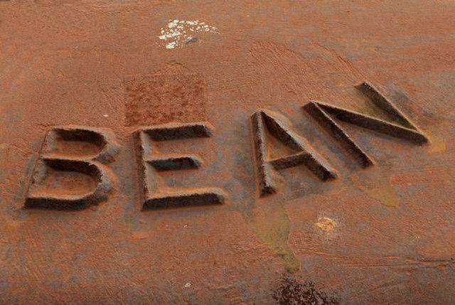 """EJ Bean"" bollard, Belfast (2)"