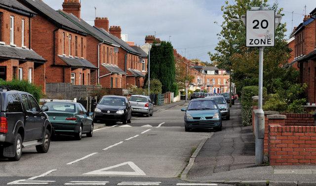 Rushfield Avenue, Belfast