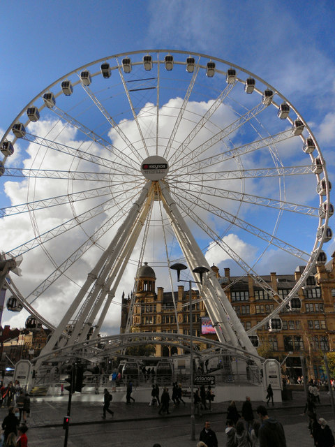The Manchester Wheel