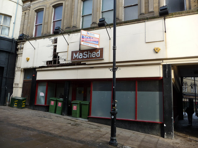 MaShed, Ivegate