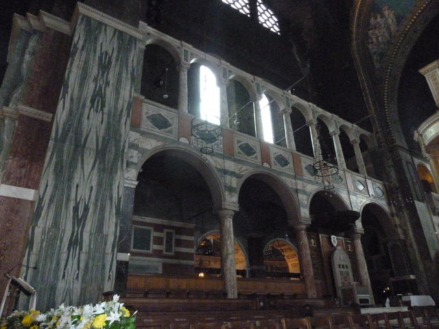 Inside Westminster Cathedral (20)