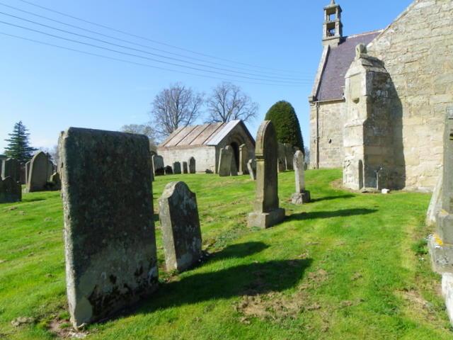 Edrom Graveyard