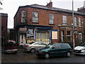 SJ8193 : High Lane Grocers, Chorlton-cum-Hardy by Phil Champion