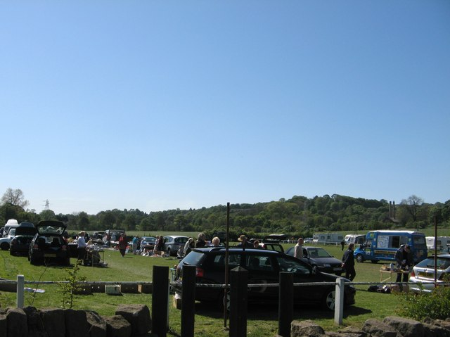 Esholt Car Boot Sale