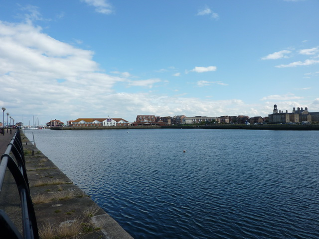 Hartlepool Docks