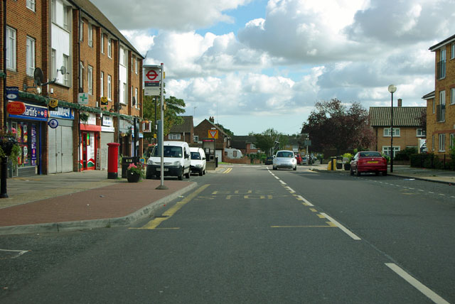 Shops, Avon Road, Cranham