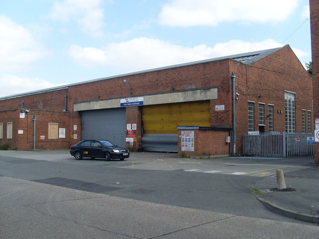 Former Bus Garage, Lea Hall (1)