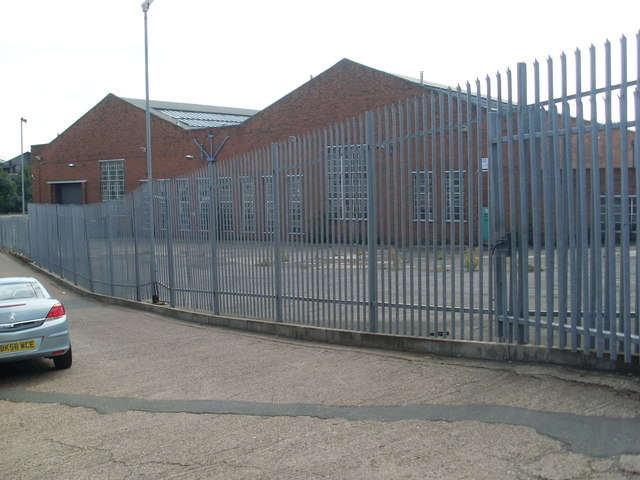 Former Bus Garage, Lea Hall (2)