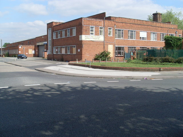 Former Bus Garage, Lea Hall (3)