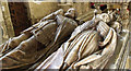 SK8039 : Tomb of 1st Earl of Rutland, St Mary's Bottesford by J.Hannan-Briggs