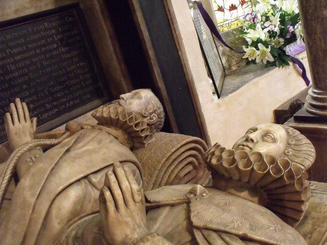 Tomb of 3rd Earl of Rutland - detail
