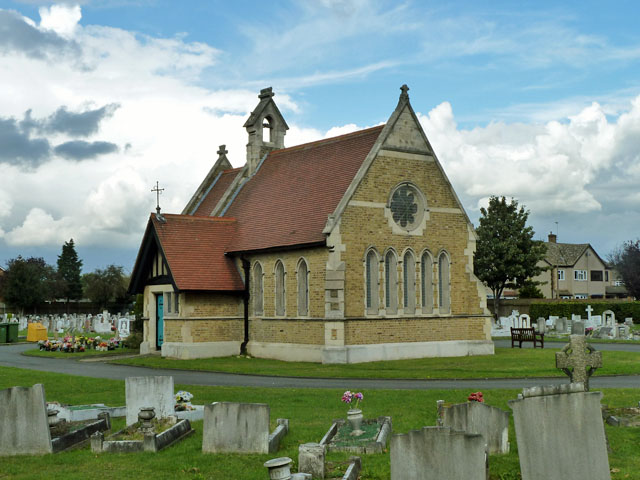 Chapel, Rainham Cemetery