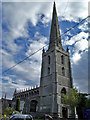 SK8039 : St Mary the virgin Church, Bottesford by J.Hannan-Briggs
