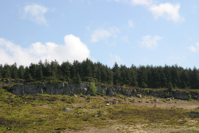 Paddaburn Crags