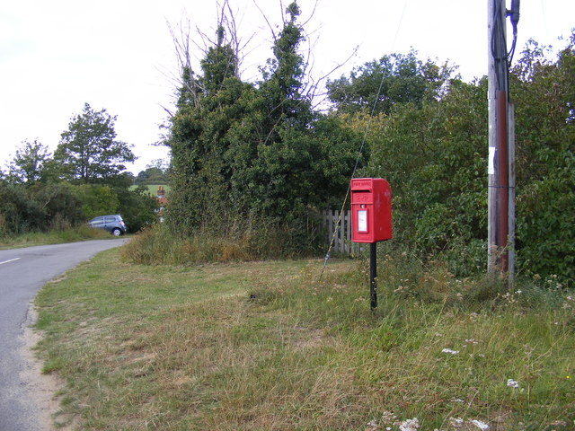 Heath Walk Postbox