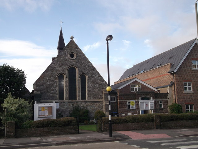 Mottingham Methodist Church