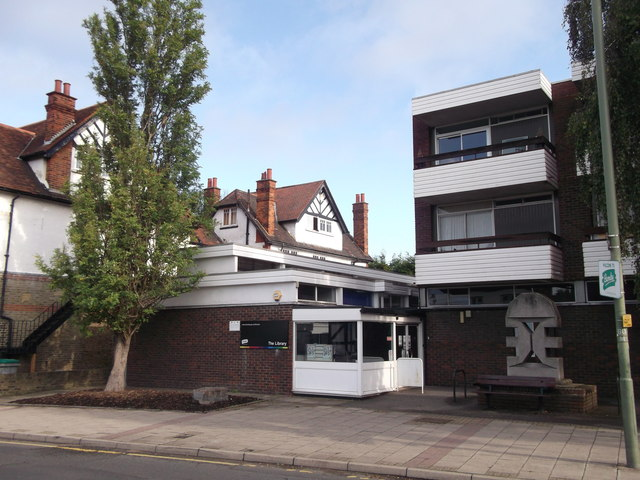 Mottingham Library