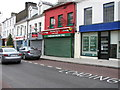 C1611 : Doherty's Traditional Butcher Shop, Letterkenny by Willie Duffin