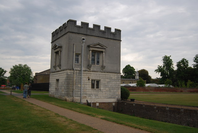 Gate Lodge, Syon House