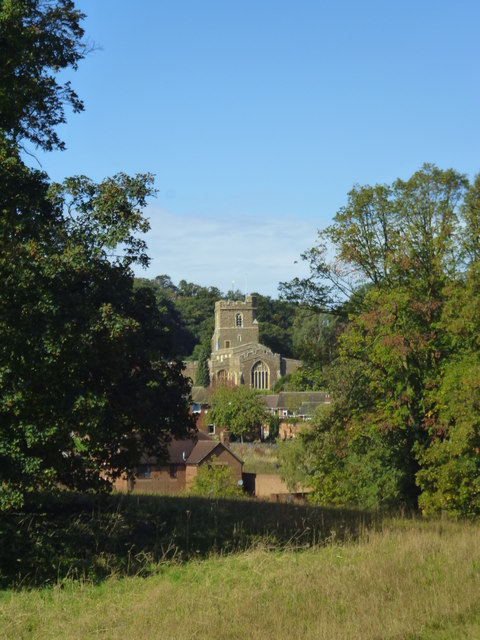 Ampthill Church