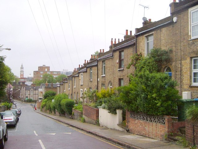 Sandy Hill Road, Woolwich