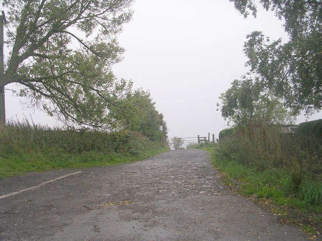 Track - Hunsworth Lane