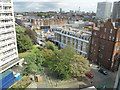 TQ2681 : View East from City of Westminster College 6th floor by David Hawgood