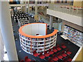 TQ2681 : City of Westminster College - learning resource centre from above by David Hawgood