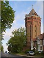 TQ4376 : Water Tower, Shooters Hill by Derek Harper