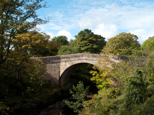 Bridge over the Wear, Stanhope