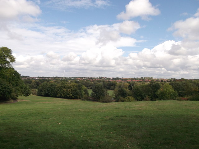 View near Summerhouse Wood