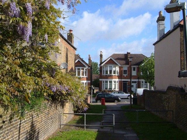 Dunvegan Road, Eltham