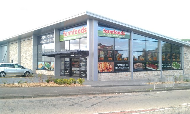 Farmfoods now open