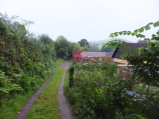 Ashliford farm buildings