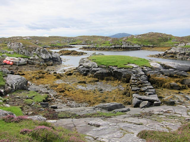 West coast of Great Bernera